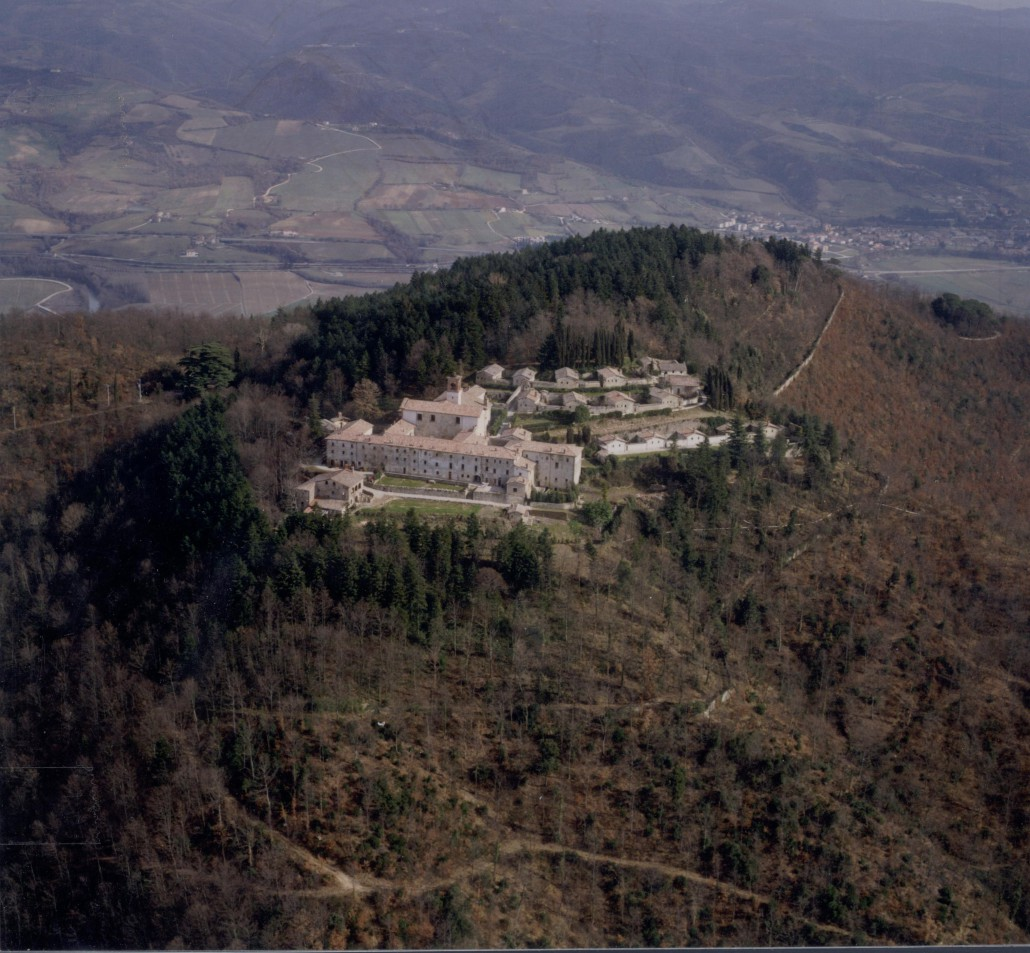 The Hermitage of Monte Corona